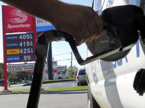 Gas Prices Jump 25 Cents a Gallon