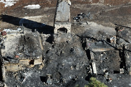 Burned Remains ID'd as Fugitive Ex-Cop Dorner