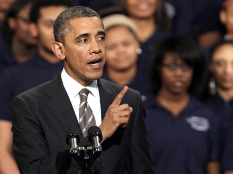 Obama Pushes Gun Control in Chicago