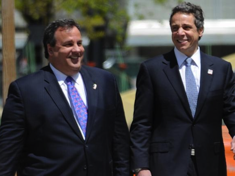 Christie: I 'Agree with Andrew Cuomo on 98% of Issues'