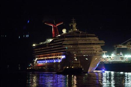 Stricken Cruise Passengers Bring Class Action Against Carnival