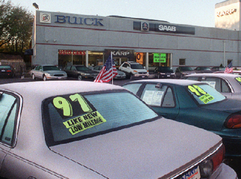 Demand for Used Cars Leaves Auto Dealers Scrambling