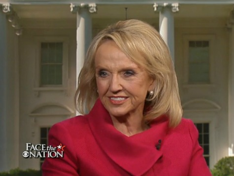 Jan Brewer Staunchly Defends Securing Border