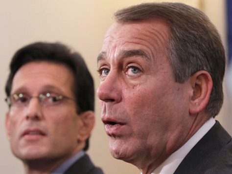 Conservatives Pushing Boehner, Cantor to Defund Obamacare in Continuing Resolution
