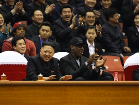 Dennis Rodman Leaves North Korea Without Meeting Dictator