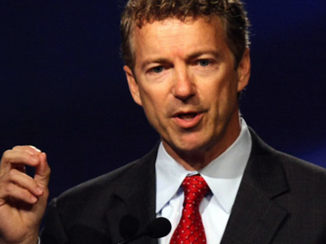 Rand Paul: 'Redskins' Name None of Federal Government's Business