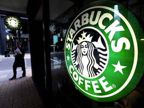 Starbucks to Bloomberg on Sugar Drink Restrictions: Eat It