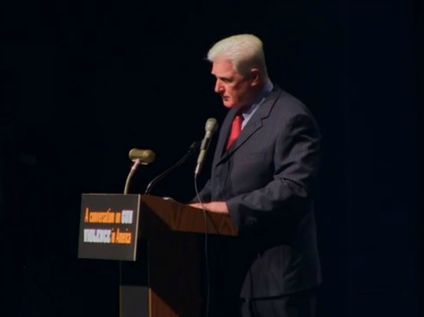 Jim Moran: People Worried About Possible Handgun Bans 'Paranoid'