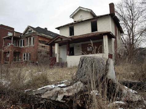 NYT on Detroit Debacle: White Republican 'Undemocratic Seizure of Control'