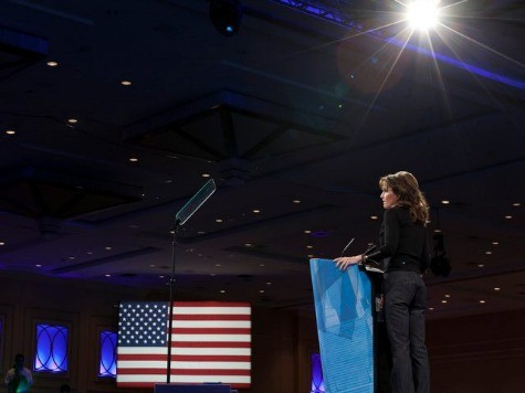 Palin Rips Permanent Political Class, Crony Capitalism in CPAC Speech