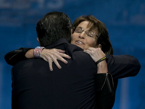 Ted Cruz at CPAC: I Would Not Be in Senate Without Sarah Palin