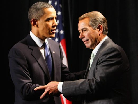 Boehner: I 'Absolutely' Trust Obama