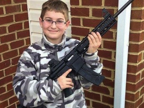 NJ Police Visit Home After Father Posts Facebook Picture of Son with Rifle