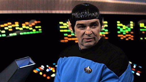 IRS Calls 'Star Trek' Parody Video Mistake