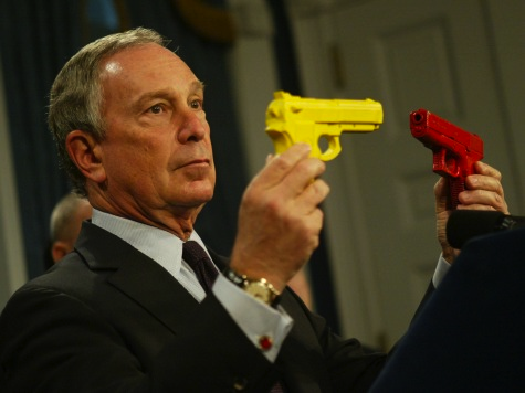 Bloomberg to Spend $12M to Push Gun Control