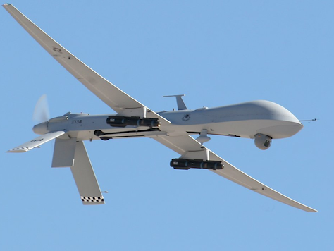 Britain Sends Drones to Iraq to Join Fight Against Islamic State