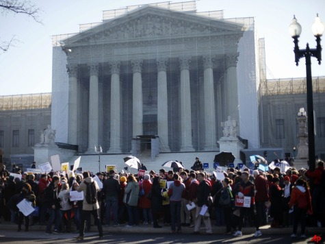 Conservative Justices Slam Obama for Not Defending DOMA