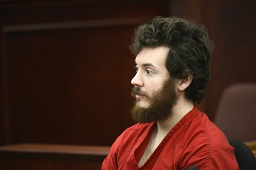 CO Theater Shooting Suspect Offers Guilty Plea to Avoid Death Penalty