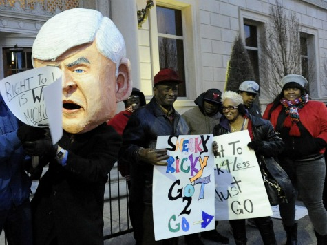 Michigan Welcomes Right-to-Work, Last-Minute Demonstrations Flop