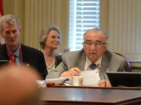 MD Legislature Yet to Post Video of Dubious Gun Bill Vote