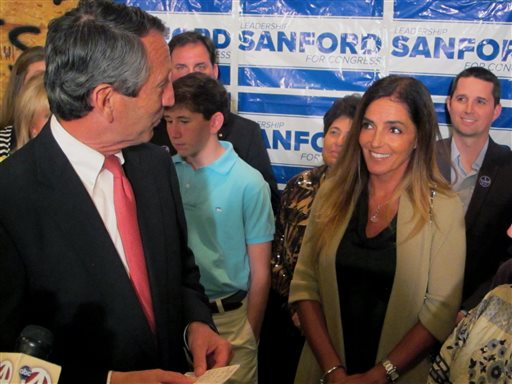 It's Official: Sanford Facing Colbert Busch in SC