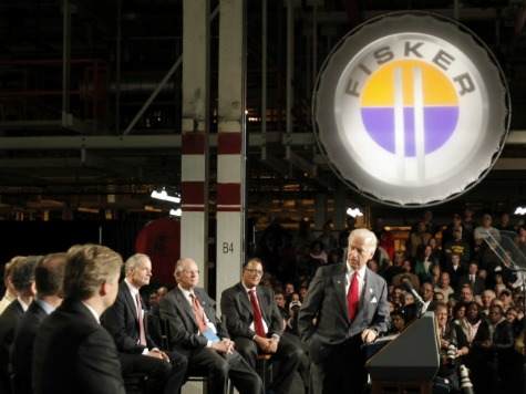 Fisker Motors Fires 80% of Staff