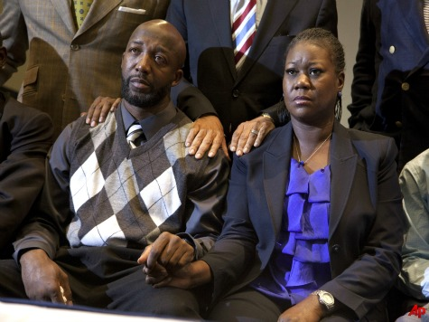 Trayvon Martin's Parents Settle Wrongful Death Suit