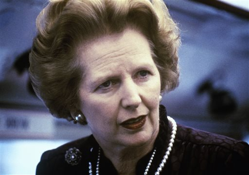 AP Eulogies: Thatcher Worse Than Chavez