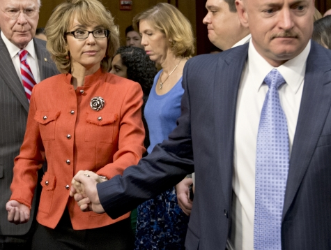 Gabby Giffords, Mark Kelly Targeting Senators Who Opposed Gun Control