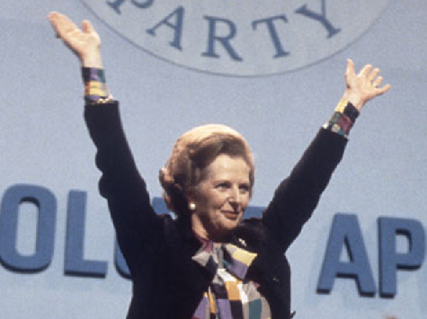 Thatcher, Freedom, and Free Markets