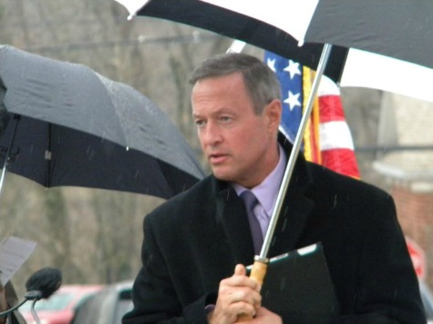 Maryland Governor Taxes Rain
