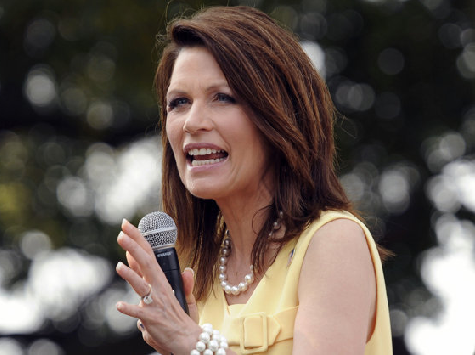 Bachmann: Why Aren't They First Introducing a Border Security Bill?