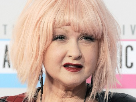 Congressman Tweets, Deletes Flirty Messages to Cyndi Lauper