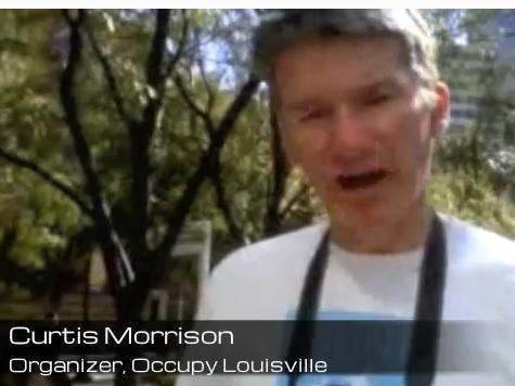 Alleged McConnell Eavesdropper Organized Occupy Louisville