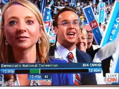 Alleged McConnell Eavesdropper Was 2012 DNC Delegate