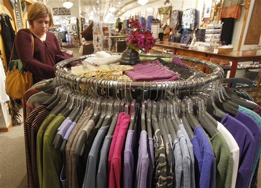 Unexpected: US retail sales fall 0.4 percent in March