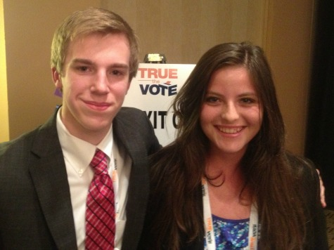 Youth Speakers Steal Show at True the Vote National Summit