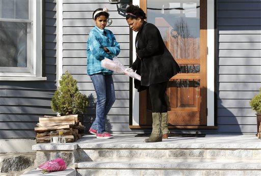Neighbors Recall Boston Marathon Bombing Victim, 8