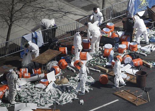 Report: Suspect in Custody in Boston Bombings