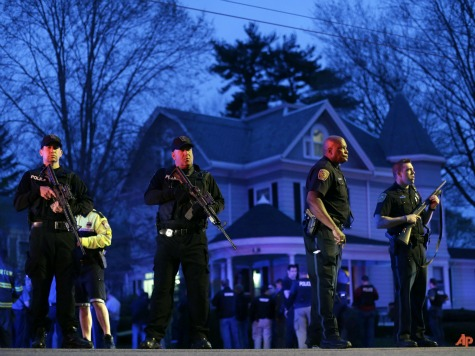 **LIVE FEED** Boston Manhunt for Marathon Terror Suspects