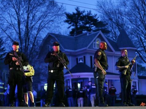 **LIVE FEED** Boston Manhunt for Marathon Terror Suspects