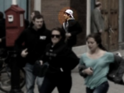 The Getaway: Non-FBI Image Surfaces of 'Suspect 2'?