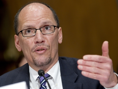 Labor Nominee Perez at Center of Texas School Board Controversy