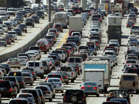 Los Angeles Leads the Nation in Traffic
