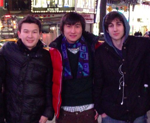 Two Young Muslim Friends Of Tsarnaev Arrested