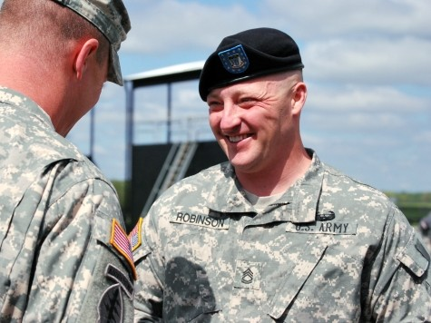 First Amputee to Ever Graduate Army Air Assault School