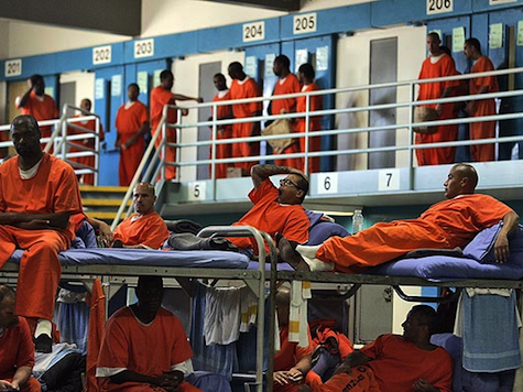 CA Gov. Brown's 'Ugly' Plan to Avoid Prison Overcrowding Falling Short