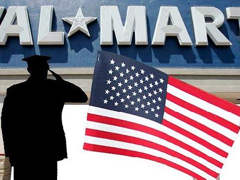 AFL-CIO Boss Attacks Obama for Supporting Walmart Vets