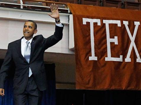 Turning Texas Blue: Obama Tours Austin