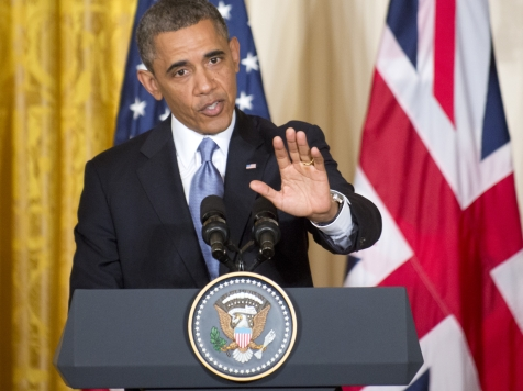 Obama: 'Political Motivations' Keeping Benghazi Story Alive